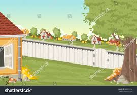 Wood Fence On Backyard Colorful House Stock Vector 606411272 ... Playful Dog Running Away From Ball White Labradoodle Putting Greens Golf Just Like Grass Tour Backyard Green Cost Synlawn Itallations Reviews Testimonials Our Diy Kids Theater Emily A Clark Unique Architecturenice Little Bit Funky How To Make A Backyard Putting Green Wood Fence On Colorful House Stock Vector 606411272 Concrete Ideas Hgtvs Decorating Design Blog Hgtv Puttinggreenscom One Story Siding With Lawn View From The