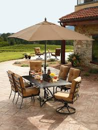 7 Piece Patio Dining Set Target by Grand Resort Xac 1792 7pc Sunset Place 7 Piece Dining Set