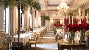 le cinq restaurant étoilé michelin hôtel four seasons