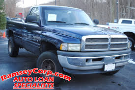 Used 2001 Dodge Ram 1500 For Sale | West Milford NJ
