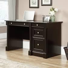 Sauder Heritage Hill 65 Executive Desk by Sauder Avenue Eight Computer Desk Wind Oak Walmart Com