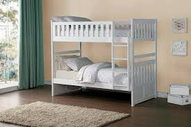 Twin Over Twin Bunk Beds With Trundle by Homelegance Galen Twin Over Twin Bunk Bed With Step Storage