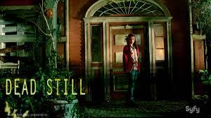 Syfy 31 Days Of Halloween 2014 by Dead Still September 2014