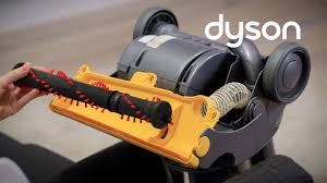 Dyson Dc14 All Floors Belt Replacement by Dyson Dc07 Uprights Without Brush Control Replacing The Brush