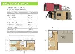 maison modulaire clé en prix m2 exceptionnel contener