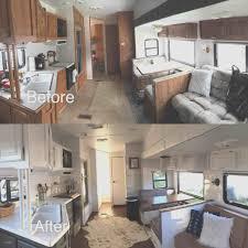 Truck Rhsavitchicom Popup Camper Renovation Before And After Remodel Ideas Old Vintage Trailer