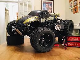 100 Cen Rc Truck RC CEN MG16 Monster