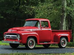 1956 Ford F100 At Auction #2168186 - Hemmings Motor News