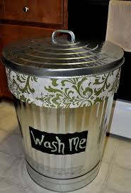 Small Bathroom Trash Can With Lid by Home Tips Resistant Rust With Metal Garbage Cans U2014 Griffou Com