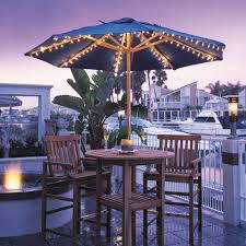 Walmart Patio Tables With Umbrellas by Furniture Blue Walmart Patio Umbrella With Light And Fire Pit For