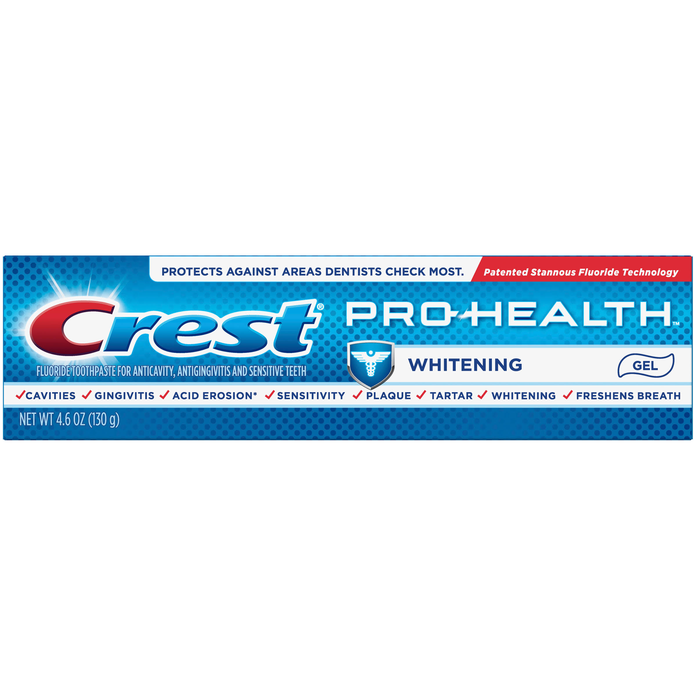 Crest Pro-Health Whitening Power Fluoride Toothpaste - 4.6oz