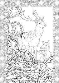 Art Therapy The Enchanted Forest 100 Designs Colouring In And Relaxation Marthe Mulkey