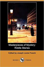 Amazonin Buy Masterpieces Of Mystery Riddle Stories Dodo Press Book Online At Low Prices In India