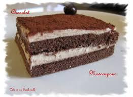 dessert au mascarpone marmiton gâteau au mascarpone et au chocolat et sa tambouille