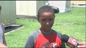 10-Year-Old Hero Rescues Children From Mobile Home Fire In Florida ...