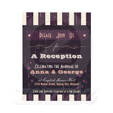 Reception Only Invitation Wording Wedding