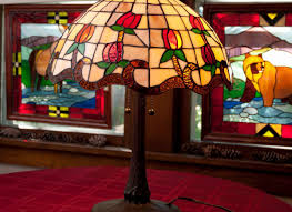 Lamp Shade Adapter Ring Home Depot by Lamps Lovable Glass Lamp Shades Vancouver Arresting Glass Lamp