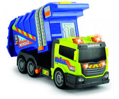 100 Waste Management Toy Garbage Truck Collector Large Action Series Action Series Brands