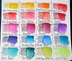 Best 25 Watercolor Pencils Techniques Ideas On Pinterest