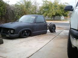 Bagged And Bodydropped S10 Lays Door On 20