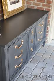 Bad Dressers At Walmart by Dresser Transformed With Amy Howard U0027s One Step Paint Amy Howard
