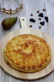 galette des rois au chocolat et à la poire amandine cooking
