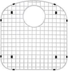blanco 220 992 stainless steel sink grid dish racks amazon com
