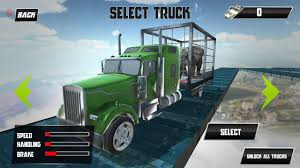 Impossible Truck Driving Simulator Gameplay HD - YouTube