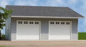 22 x 24 x 10 2 Car Garage at Menards