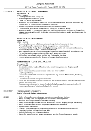 Material Master Resume Samples | Velvet Jobs Computer Science Resume 2019 Guide Examples Senior Scrum Master Samples Velvet Jobs Special Education Teacher Example Preschool Sample Monstercom And Full Writing 20 Biochemist For Masters Degree Seven Advantages Of Grad Katela Cover Letter Resume Home Health Aide Valid Or How To
