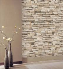 stacked brick pattern vinyl contact paper self