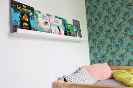 etagere chambre d enfant sa nouvelle déco de chambre blueberry home
