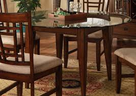 Ortanique Round Glass Dining Room Set by 54 Round Glass Table Top Starrkingschool