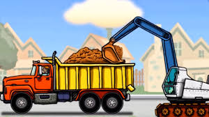 Trucks Cartoon For Children : Dump Truck-Diggers At Work For ... Toy Truck Videos For Children Bruder Backhoe Excavator Top Ten Legendary Monster Trucks That Left Huge Mark In Automotive Or Rent Used Bucket Boom Pssure Diggers And Grave Digger Stock Photos Intertional Derrick Kentucky For Sale Florida Sago Mini Android Apps On Google Play Cstruction 12 Volt Ride On Baby Drakes Whlist And Dumper Standing Idle A Building Site Rural Pennsylvania 1995 Ford Fseries Awd Single Axle Sale By