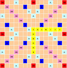 2 Letter Words Scrabble list