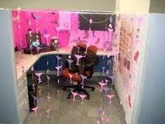 Impressive fice Desk Birthday Decoration Ideas 9 Especially Cool