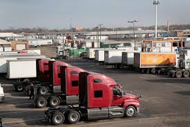 100 Trucking Industry The Is Short On Drivers Teenagers Could Be Part