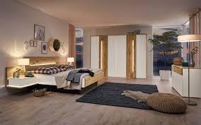 schlafzimmer jovanna in wildeiche massiv lack weiß