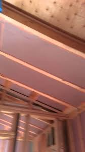 Insulating Cathedral Ceiling With Rigid Foam by Tiny House Cut And Cobble Insulation Youtube