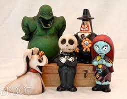 Nightmare Before Christmas Bathroom Decor by Epbot What U0027s This Nightmare Before Christmas Figurines
