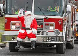 Santa Tours Lower Pottsgrove On Fire Truck   News   Pottsmerc.com Fire Truck Fans To Muster For Annual Spmfaa Cvention Hemmings Ignites At Grandview Fire Station Push Ride On Truck Best Choice Products File1964 Ford Fseries Sipd Heightsjpg Wikimedia Commons On The Driver Capes Then Look What Happens Youtube Car Collides With Engine Mighty Motorized Goliath Games Big Red Isolated White Background 3d Illustration Driving 1mobilecom Amazoncom Bruder Mack Granite Engine Water Pump Toys Bald Eagle Lands Firetrucks 911 Flag Display Campaigning Against Cancer Pink Scania Group