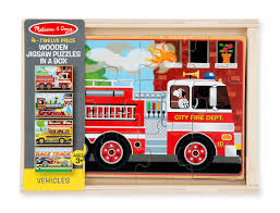 Buy Melissa & Doug Vehicles, Multi-colour Online At Low Prices In ... Melissa Doug Fire Truck Floor Puzzle Chunky 18pcs Disney Baby Mickey Mouse Friends Wooden 100 Pieces Target And Awesome Overland Park Ks Online Kids Consignment Sale Sound You Are My Everything Yame The Play Room Giant Engine Red Door J643 Ebay And Green Toys Peg Squirts Learning Co Truck Puzzles 1
