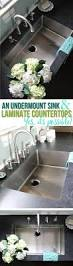 Karran Acrylic Undermount Sinks by Best 25 Undermount Sink Ideas On Pinterest Deep Kitchen Sinks