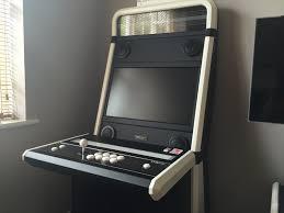 Diy Mame Cabinet Kit by Vewlix U0027slim U0027 Diy Arcade Cabinet Youtube