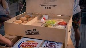 Burger King turns NZ s BBQs into Backyard Burger Kings in new