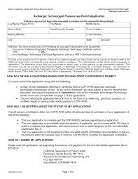 Free Sample Resume Radiologic Technologist New Examples Templates X Ray Tech