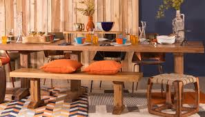 Heals Tuscan Square Dining Table