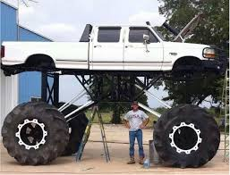 100 Badass Mud Trucks Tall Ass Ford F350 Truck OffRoad Pinterest