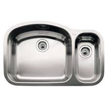 Ipt Stainless Steel Sinks by Stainless Steel Blanco Kitchen Sinks Kitchen The Home Depot