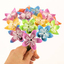 Kusudama Flowers DONATIONWARE Paper Craft Tutorial PlanetJune Shop Cute And Realistic Crochet Patterns More